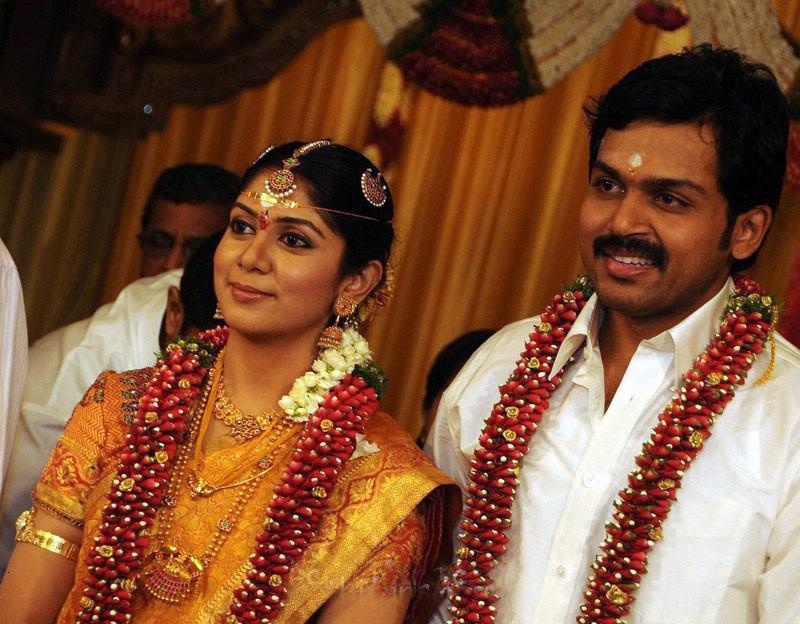 Karthi Marriage Stills A Wedding Club