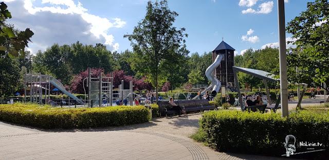 Park zabaw warszawa