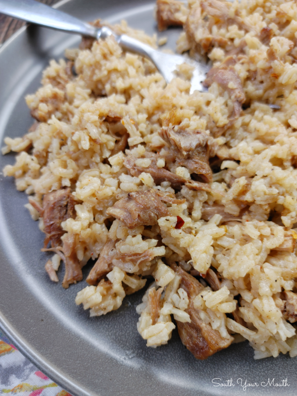 Country-Style Ribs & Rice