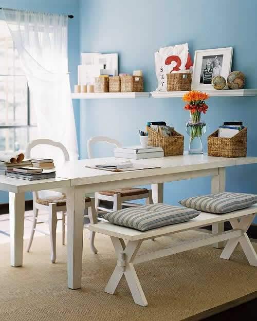 Muebles de comedor ideas para comedores con espacio reducido for Comedor para espacios pequea os