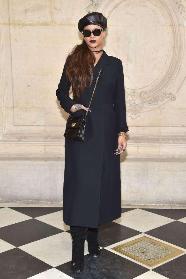 Rihanna will meet French president Emmanuel Macron after tweeting at him