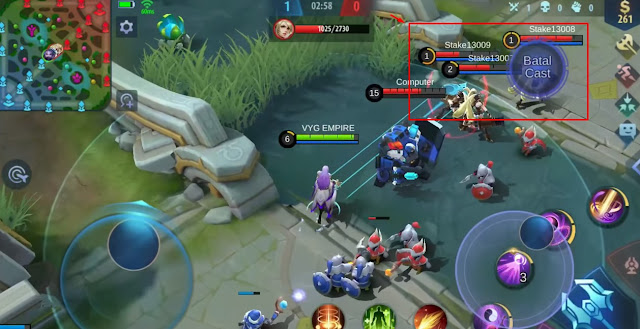 Skill Yi Yin Yang Geomancer Hero Terbaru Mobile Legends