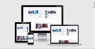 Fletro Pro v5.2 Blogger Template - Responsive Blogger Template