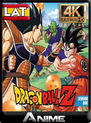 Dragon Ball Z Temporada (1 y 2) 4K Ultra HD latino [GoogleDrive] DizonHD