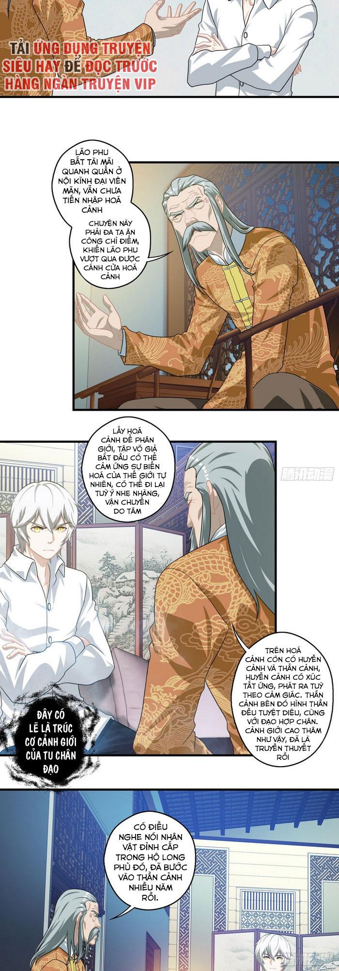 Ta Tu Linh Mạch Ở Hoa Hạ chap 7 - Trang 2