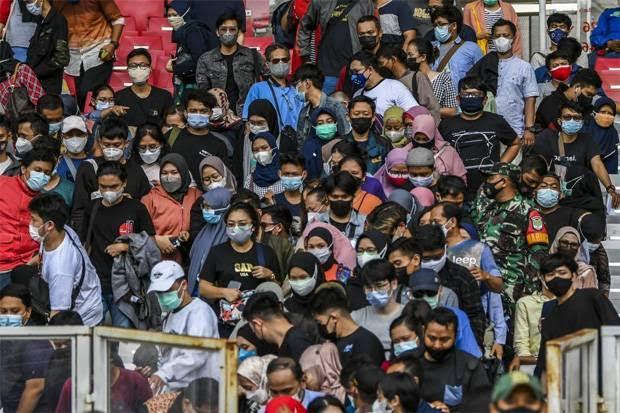 Media Asing: Varian Delta Menyebar, Indonesia Bisa Jadi Pusat Covid-19 Asia