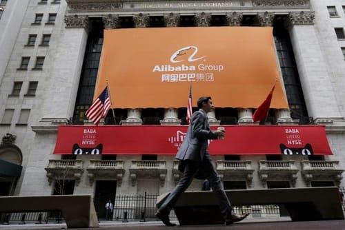 China imposes sanctions on Alibaba