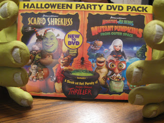 """Deal""ightfully Frugal: Scared Shrekless and Monsters vs ..."