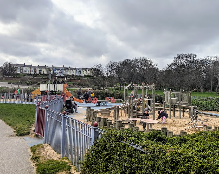 15+ Things To Do In South Shields  - south marine park playground