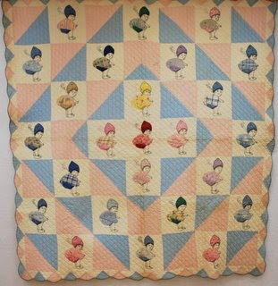 Quilt Pattern Girl Sunbonnet My Quilt Pattern