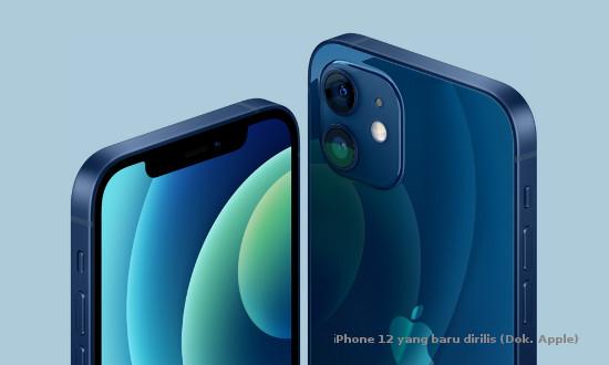 Resmi Meluncur, iPhone 12 Didukung Teknologi 5G