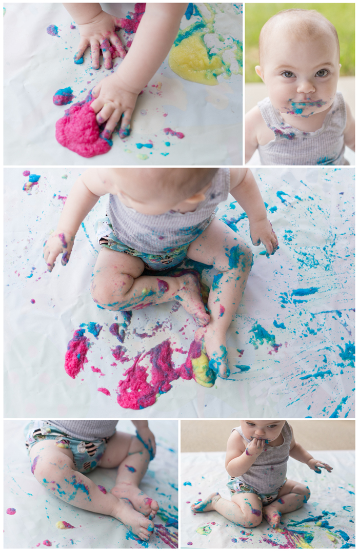 Year Old Painting Ideas