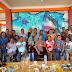 Kapolres Pessel AKBP Cepi Noval, S.IK, Coffee Morning Bersama Awak Media