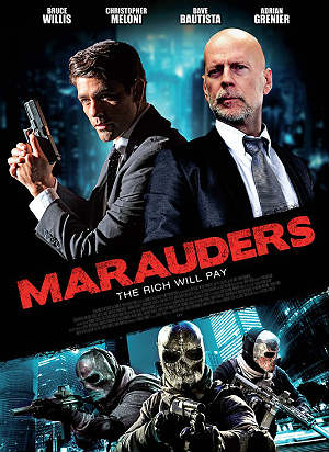 Baixar Marauders new poster Marauders Legendado Download