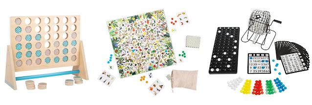 společenské hry bonami, hry pro děti
