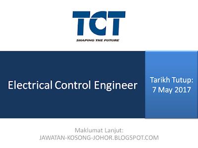 Jawatan Kosong Di TCT Engineering Sdn Bhd