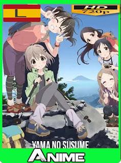 Yama no Susume Temporada 1 Completa HD [720P] latino [GoogleDrive] dizonHD
