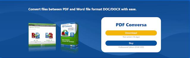 أقوي برنامج لتحويل مستندات PDF الي Word