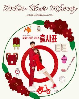 drama korea komedi romantis into the ring