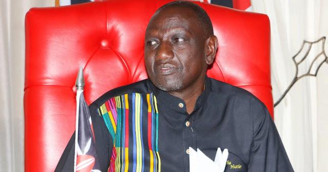 Deputy President William Ruto official resident Karen photo