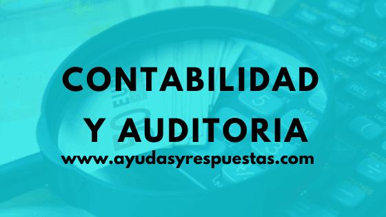 contabilidad y auditoria