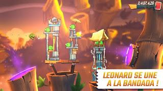 Descargar Angry Birds 2 MOD APK 2.36.1 Gratis para Android 2020 5