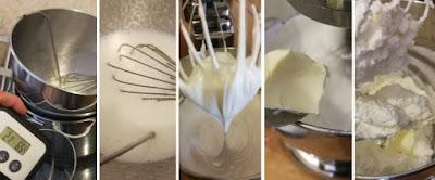 Zubereitung Swiss Meringue Buttercreme