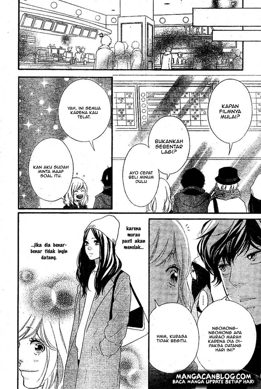 Ao Haru Ride Chapter 48-15