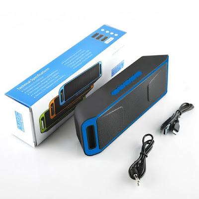 Mega Bass A2DP wireless Bluetooth Speaker