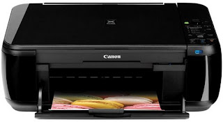 does not have memory card slots are also no proper LCD screen to display the sajian options Canon MP499 Driver Download