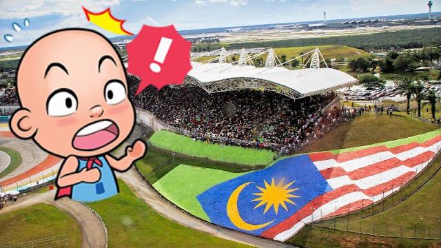 Peluang Malaysia Menjadi Seri Perdana MotoGP 2020