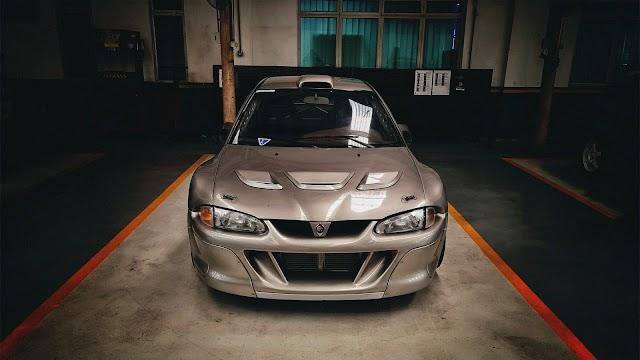 Proton Putra WRC - Kereta Rally Lagenda Proton