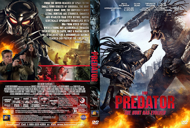 The Predator DVD