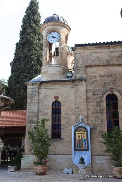 Churches in Israel