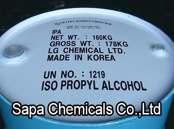 Dung môi Isopropyl Alcohol IPA