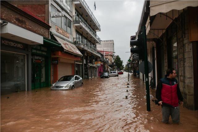 Νεκρούς και καταστροφές αφήνει πίσω του ο «Ιανός» – Απροετοίμαστη η κυβέρνηση – VIDEO & ΦΩΤΟ