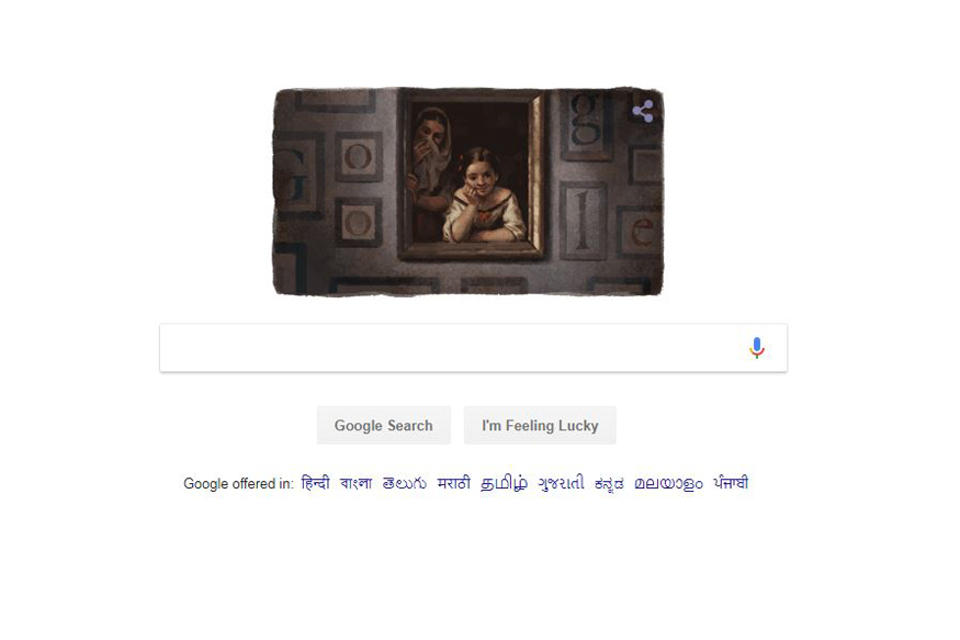 Google Doodle: Google Honors Spanish Artist Bartolome Esteban Murillo With A Doodle