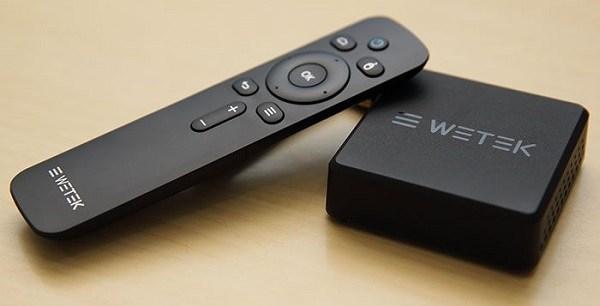 Wetek Play 2 Ultra HD 4K Media Player
