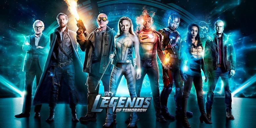 Legends of Tomorrow - Lendas do Amanhã 4ª Temporada 2018 Série 1080p 720p HD WEB-DL completo Torrent