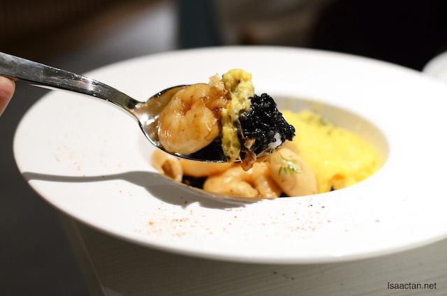 Squid Ink Japonica Rice