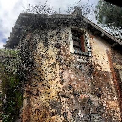 Ponte Mammolo edificio antico