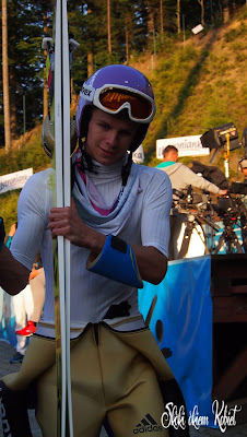 Wellinger mistrzem olimpijskim!