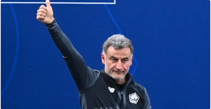 Galtier leaves as Lille demand compensation for coach who denied PSG the title