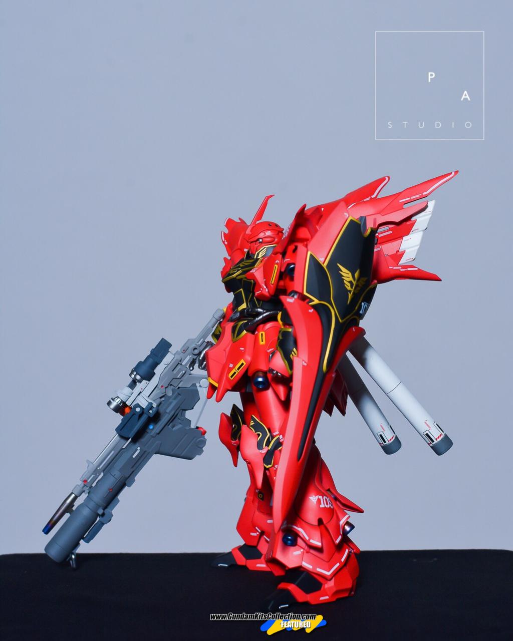 Custom Build: HGUC 1/144 NZ-999 Neo Zeong [Detailed