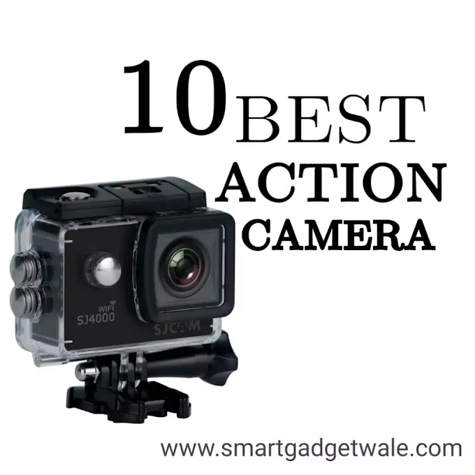 10 Best Action Camera under 5000 in India 2021