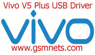 Vivo V5 Plus USB Driver Download