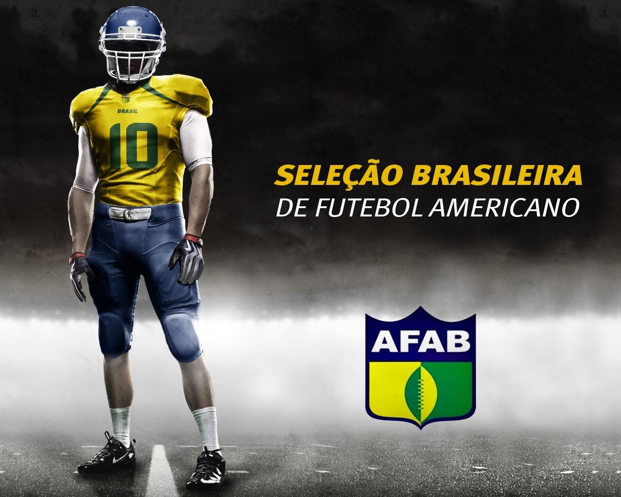 53c28990f Overtime do F.A  Novo uniforme da Seleção Brasileira de Futebol Americano.