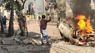 दिल्ली को शस्त्र नहीं, सौहार्द चाहिए