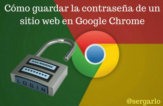 Privacidad, Consejos, Google Chrome, Contraseña, Sitio web,