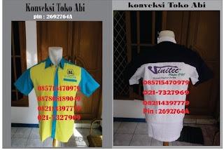Pesan Bikin Baju Seragam Sekolah di Daerah Pamulang, Ciputat, Serpong, Pondok Aren Tangerang Selatan